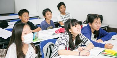 弱点を補強・克服しながら生徒のやる気を引き出す熱血指導。